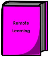 Remotelearning button