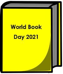 World Book Day button
